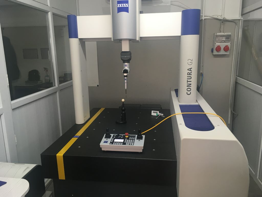 Optimos Makina CMM