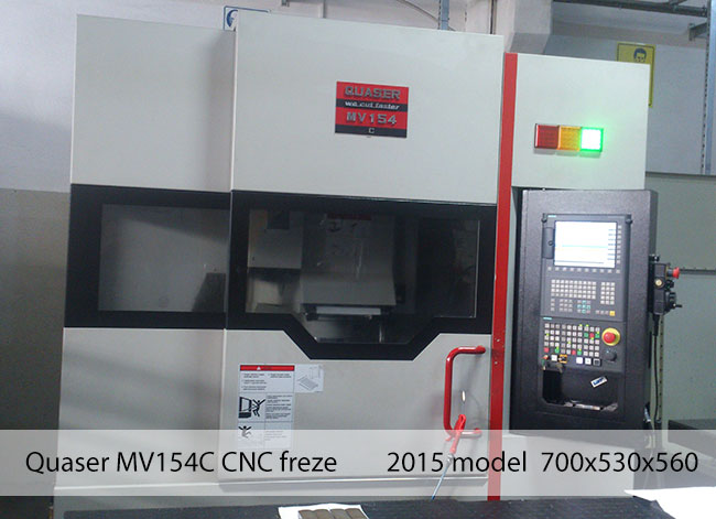 Optimos Makina MVC CNC freze